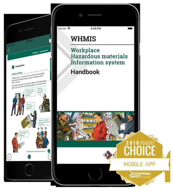 WHMIS-app-iphones