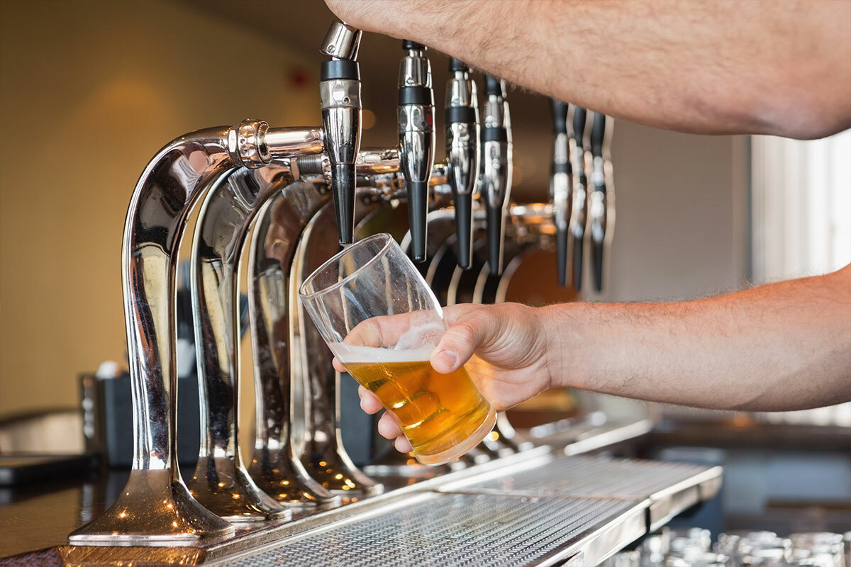 beer-pour