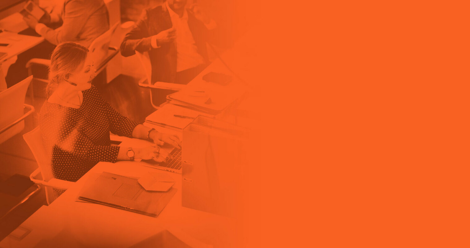 customer-service-orange