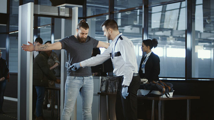 Airport-Security-Guard